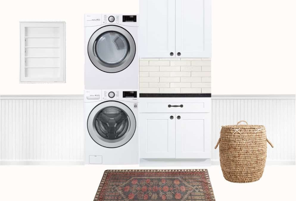 Laundry Room : One Room Challenge – Week 2