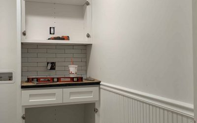 Laundry Room : One Room Challenge – Week 4