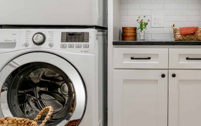 Laundry Room : One Room Challenge – The Reveal