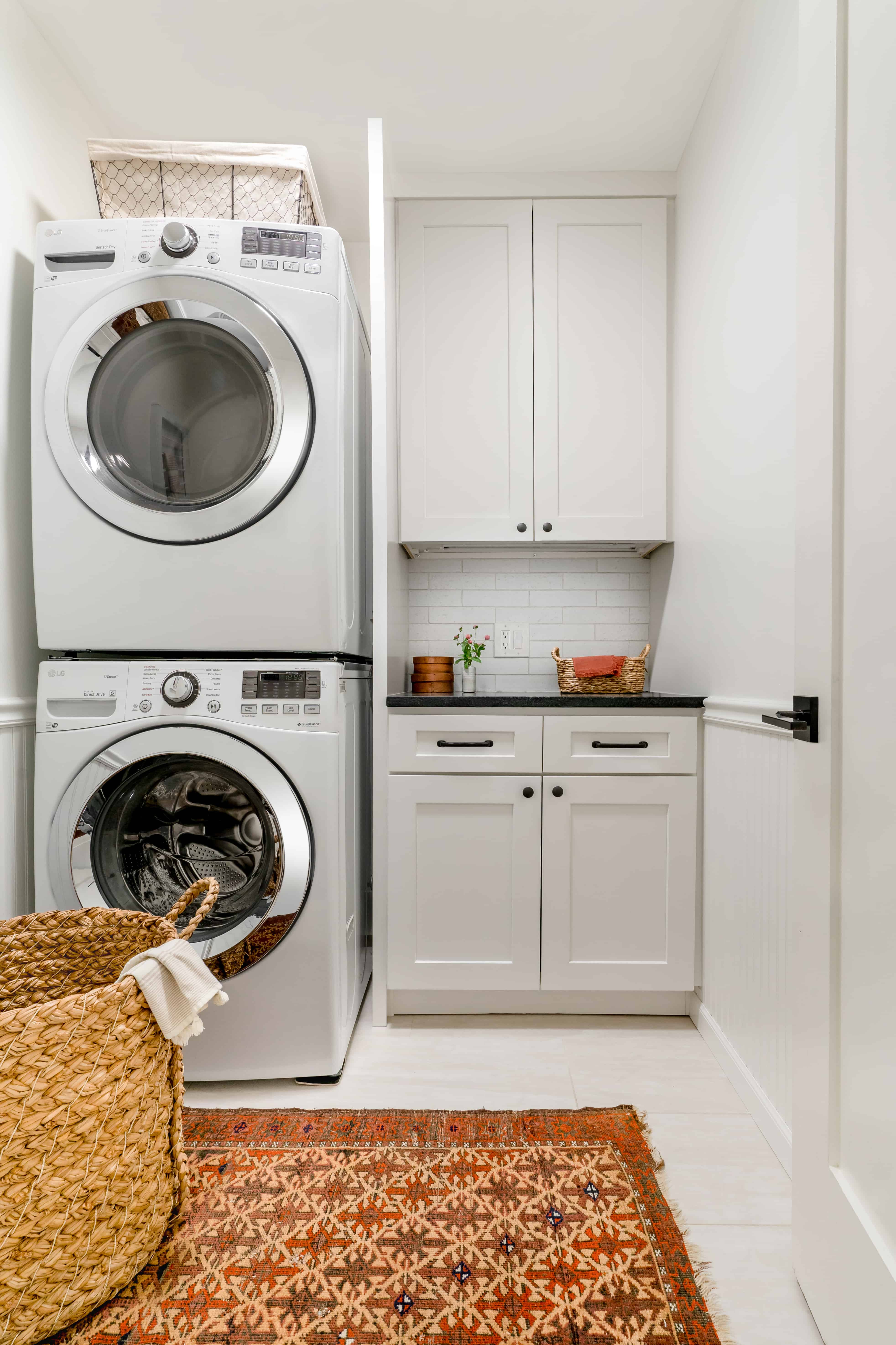 Laundry Room : One Room Challenge - The