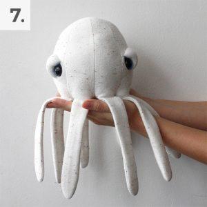 Plush Octopus
