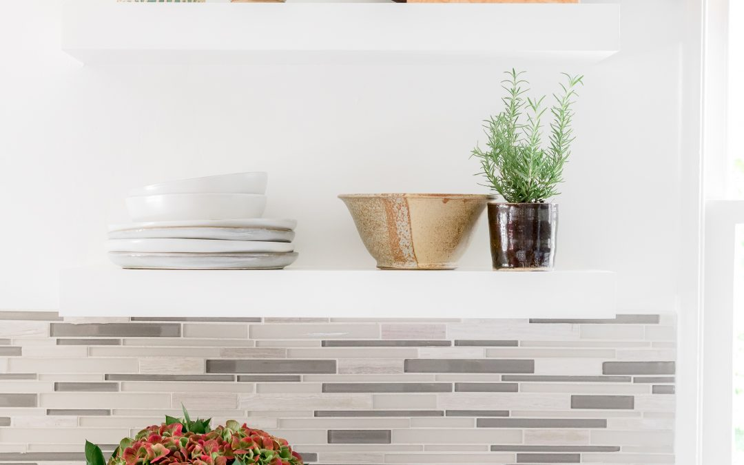How A $200 DIY Made My Kitchen Lighter And Brighter