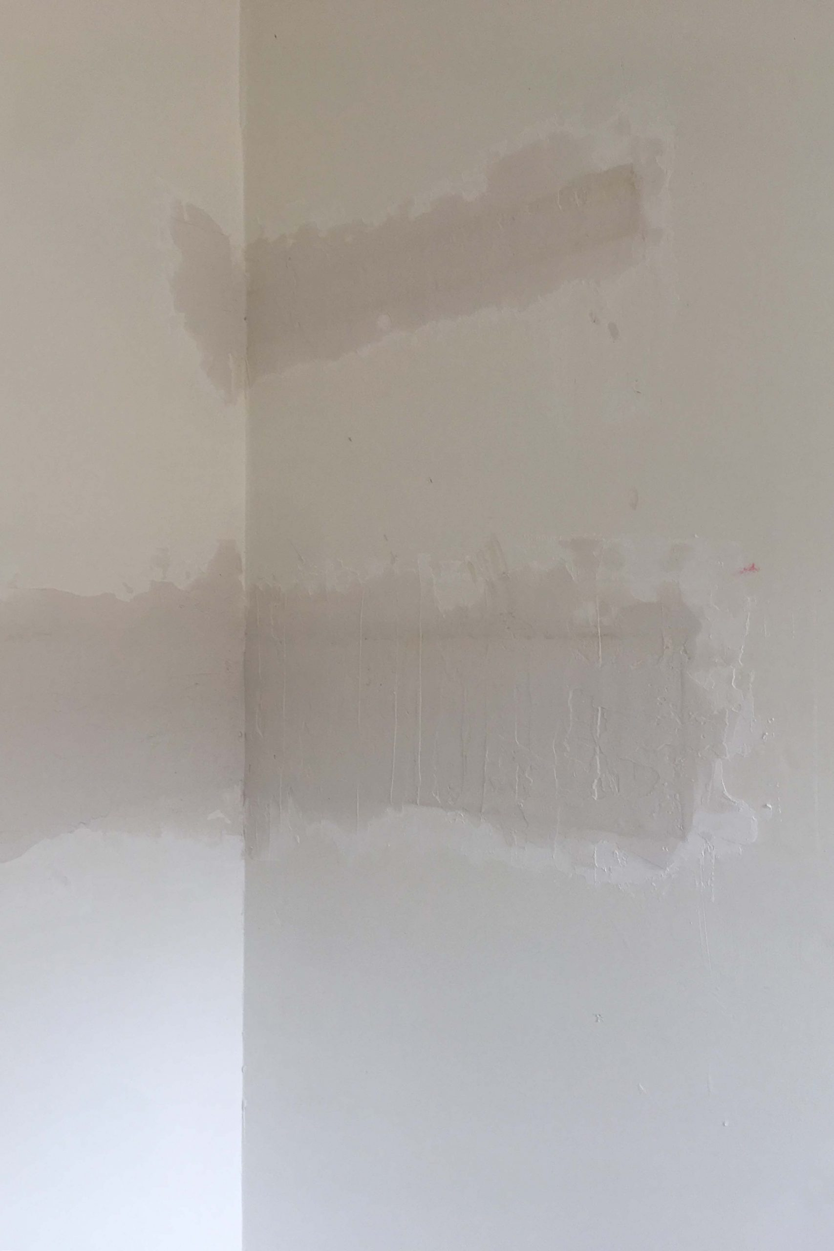 Closet Plaster Repair After