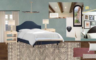 Master Bedroom : One Room Challenge – Week 3