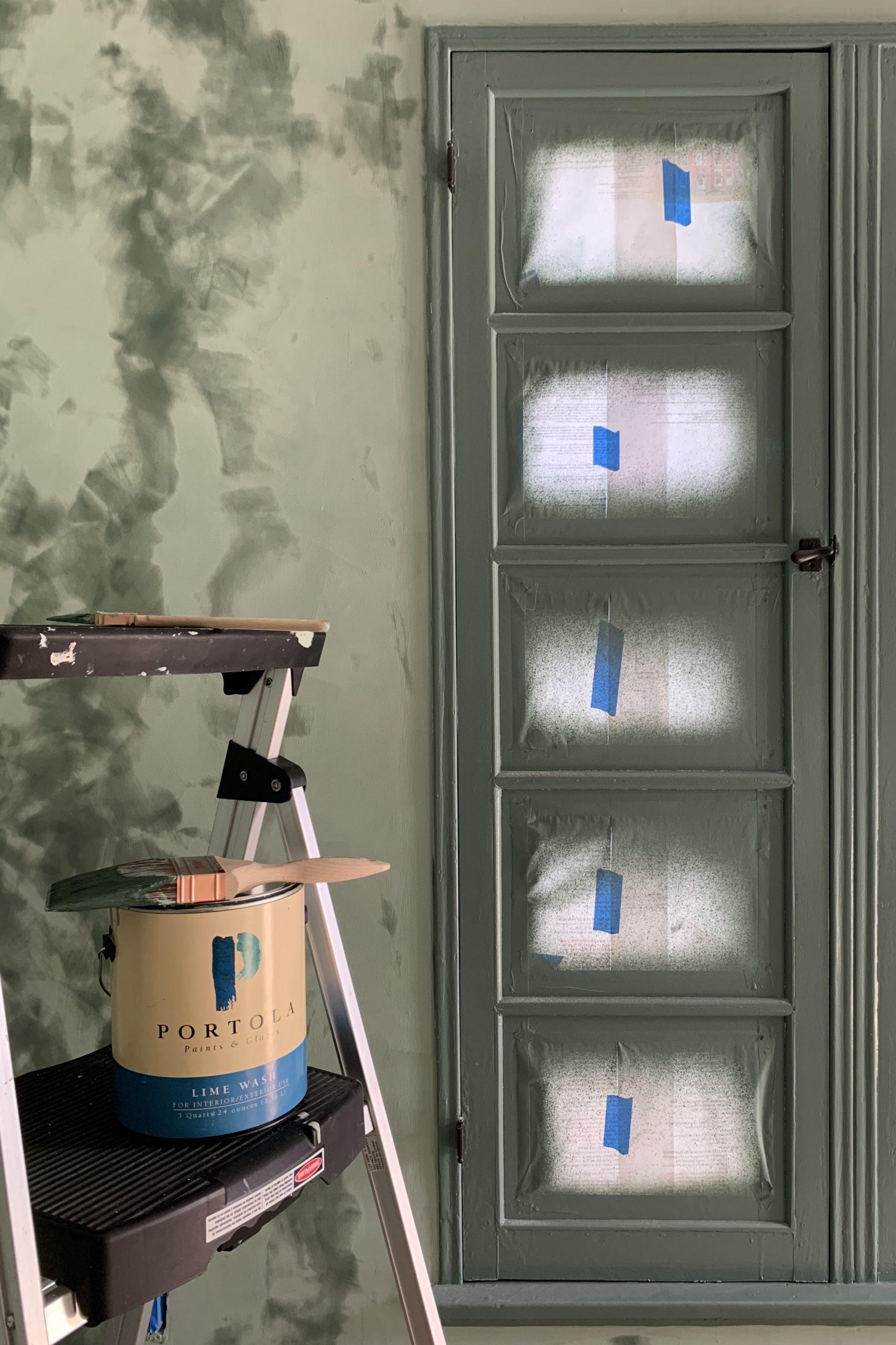 Portola Paints Lime Wash