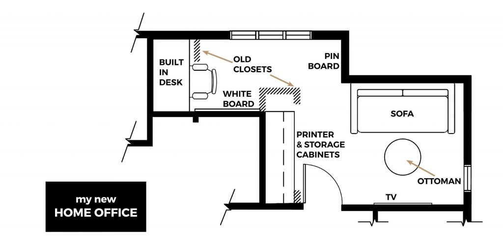 Office Furniture Plan